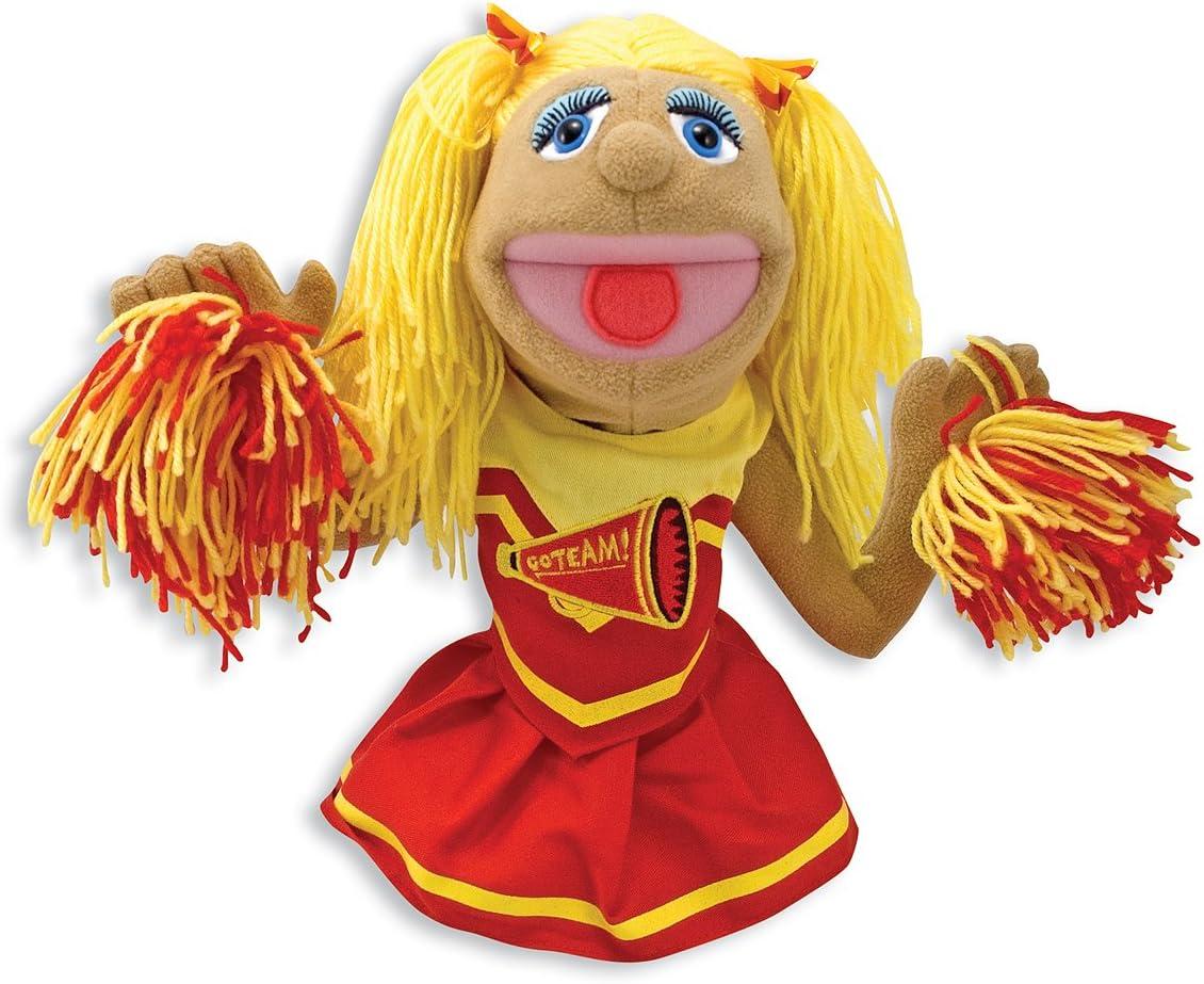 Melissa & Doug Cheerleader Puppet I