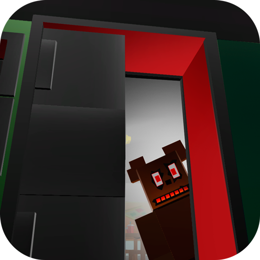 Halloween Horror Nights: Pizzeria | Horror Adventure Goosbumps Night Of Scares Spooky Games Pizza Fever Nightmare]()