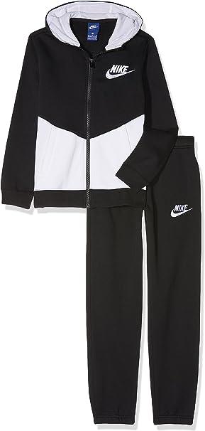 Desconocido Nike B NSW TRK Suit BF Core Chándal, Niños: Amazon.es ...