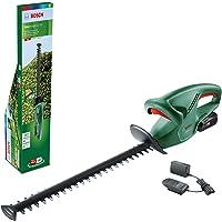 Bosch Home and Garden Accuheggenschaar EasyHedgeCut 18-45 (1 accu 2,0 Ah, 18 Volt System, meslengte 45 cm, in kartonnen…