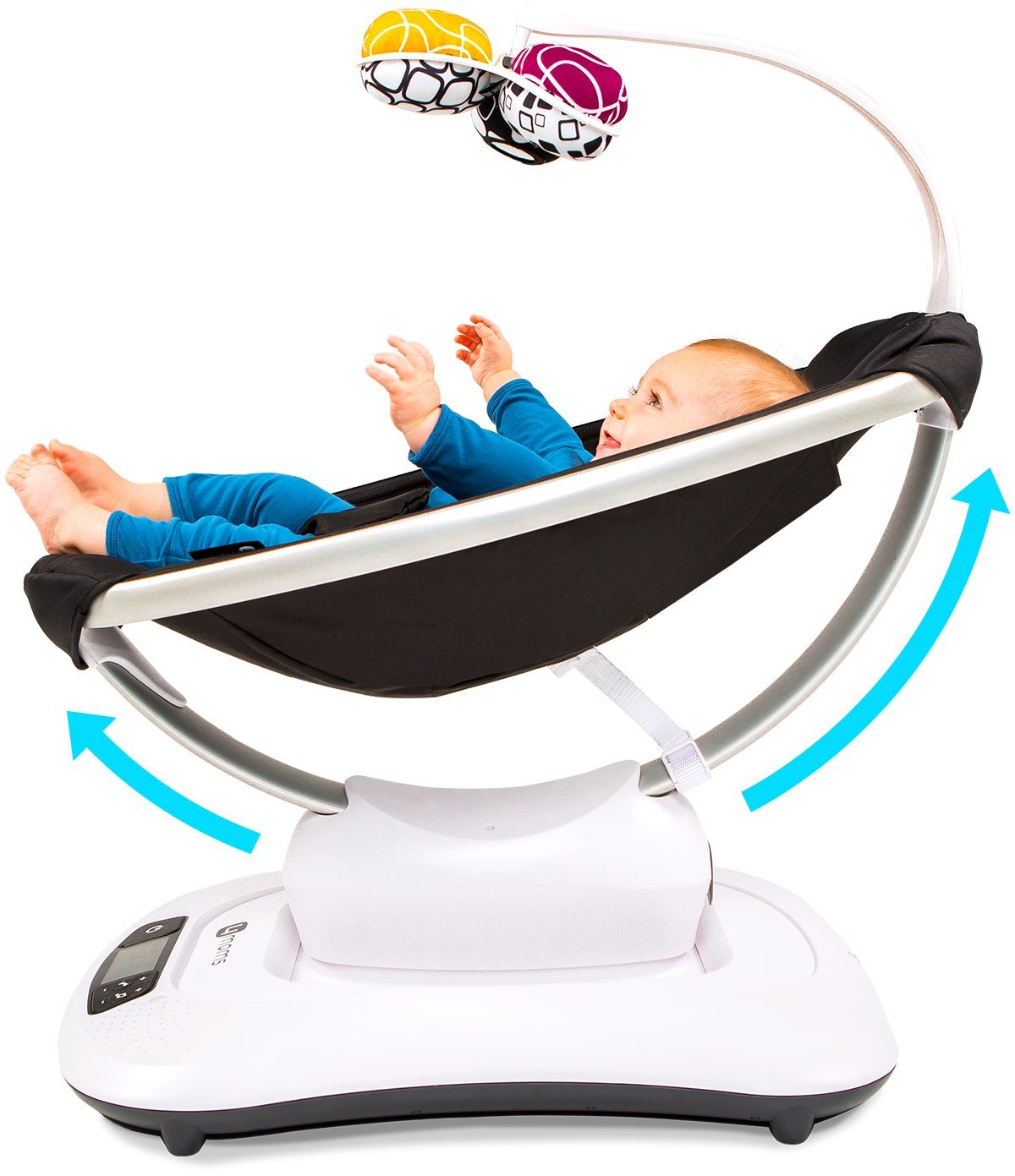 4Moms MamaRoo: Best baby swing for colic