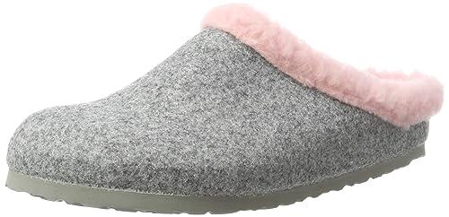 sports shoes b79f8 441be BIRKENSTOCK Damen Kaprun Hausschuhe