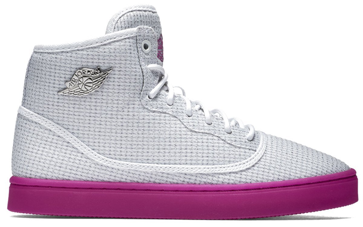 NIKE Jordan Jasmine GG Girls Lifestyle Casual Sneakers New White -