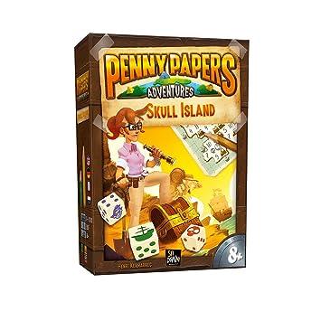 2 Tomatoes Games- Penny Papers: La Isla de la Calavera ...