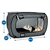 Necoichi Portable Stress Free Cat Cage and Litter