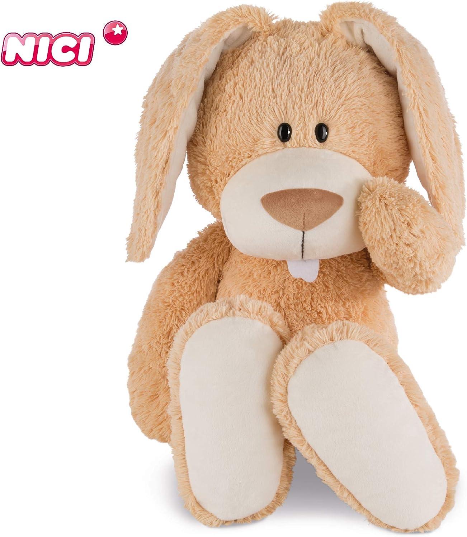 Plüschtier Kuscheltier Hase beige Madchen Junge XXL 88cm Kissen Sonderpreis!!!!