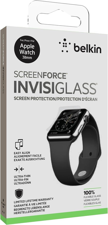 Belkin F8W714VF - Protector de pantalla InvisiGlass en fibra de ...