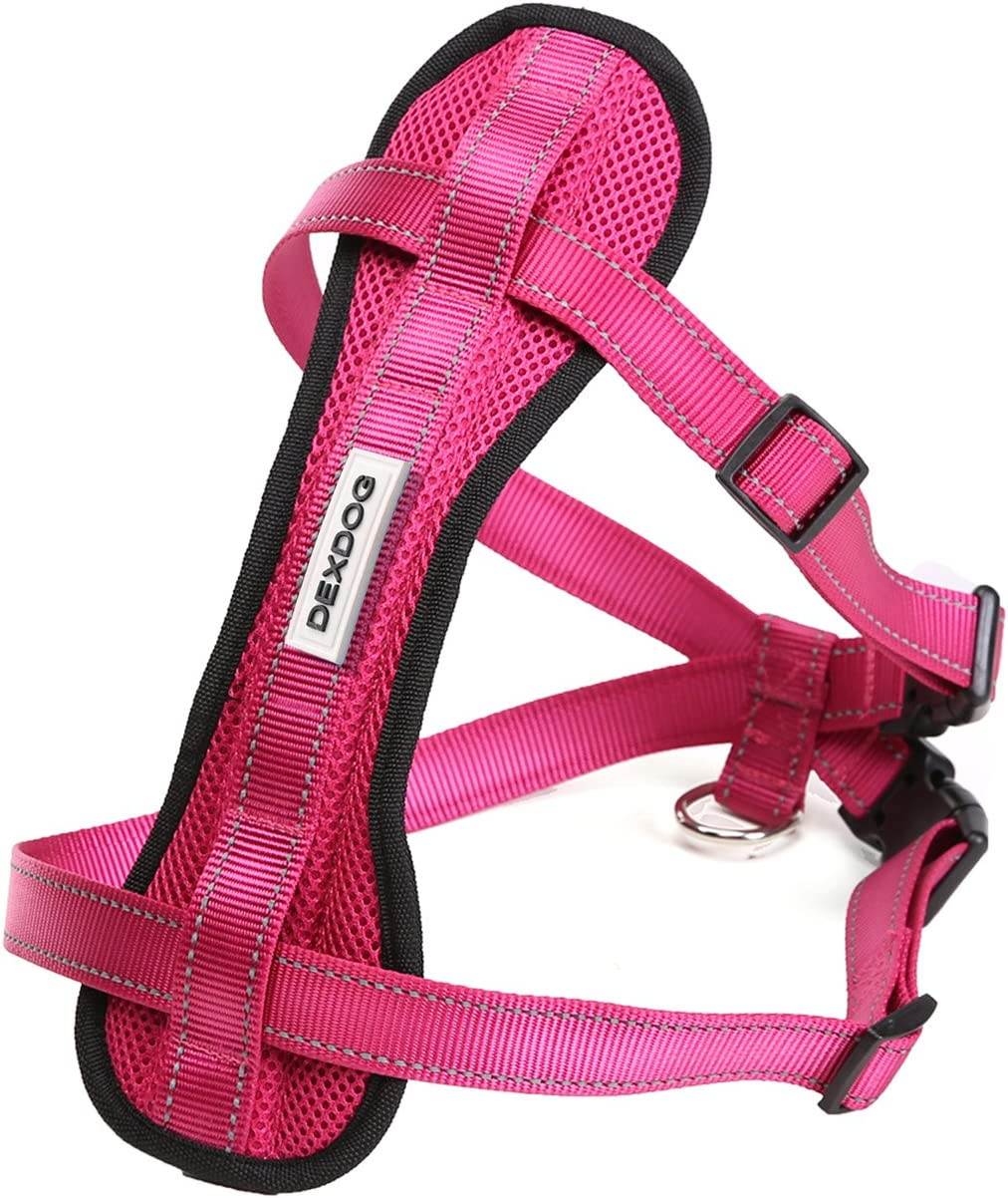 DEXDOG CHEST PLATE CAR SAFETY HARNESS