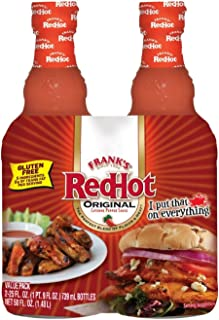 product image for Frank's RedHot Original (25 oz. ea., 2 pk.) (pack of 6)