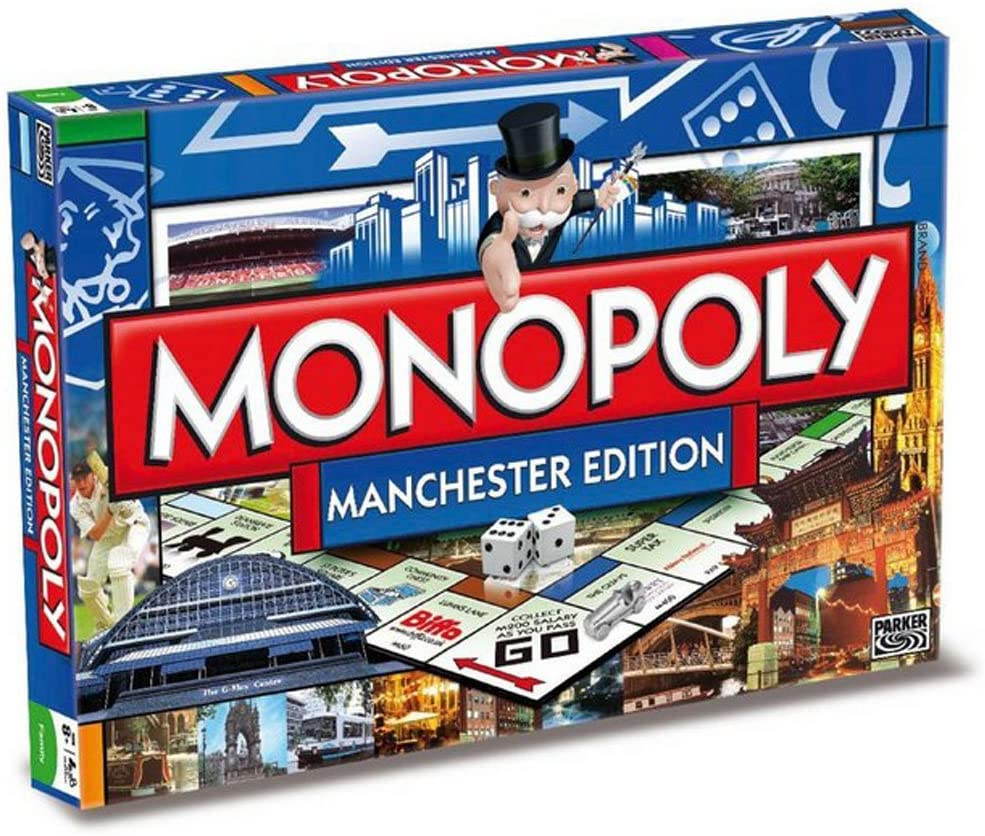 Winning Moves Scotland Monopoly Board Game by Winning Moves: Amazon.es: Hogar