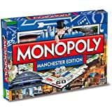 Winning Moves Manchester Monopoly Board Game