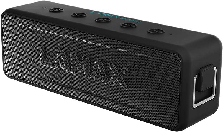 Lamax Sentinel2 Bluetooth 5 0 Lautsprecher Leistung 20 Elektronik