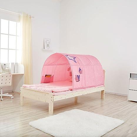 Amazon.com: Paris Jadore Magical Princess Bed Tent Fits Standard