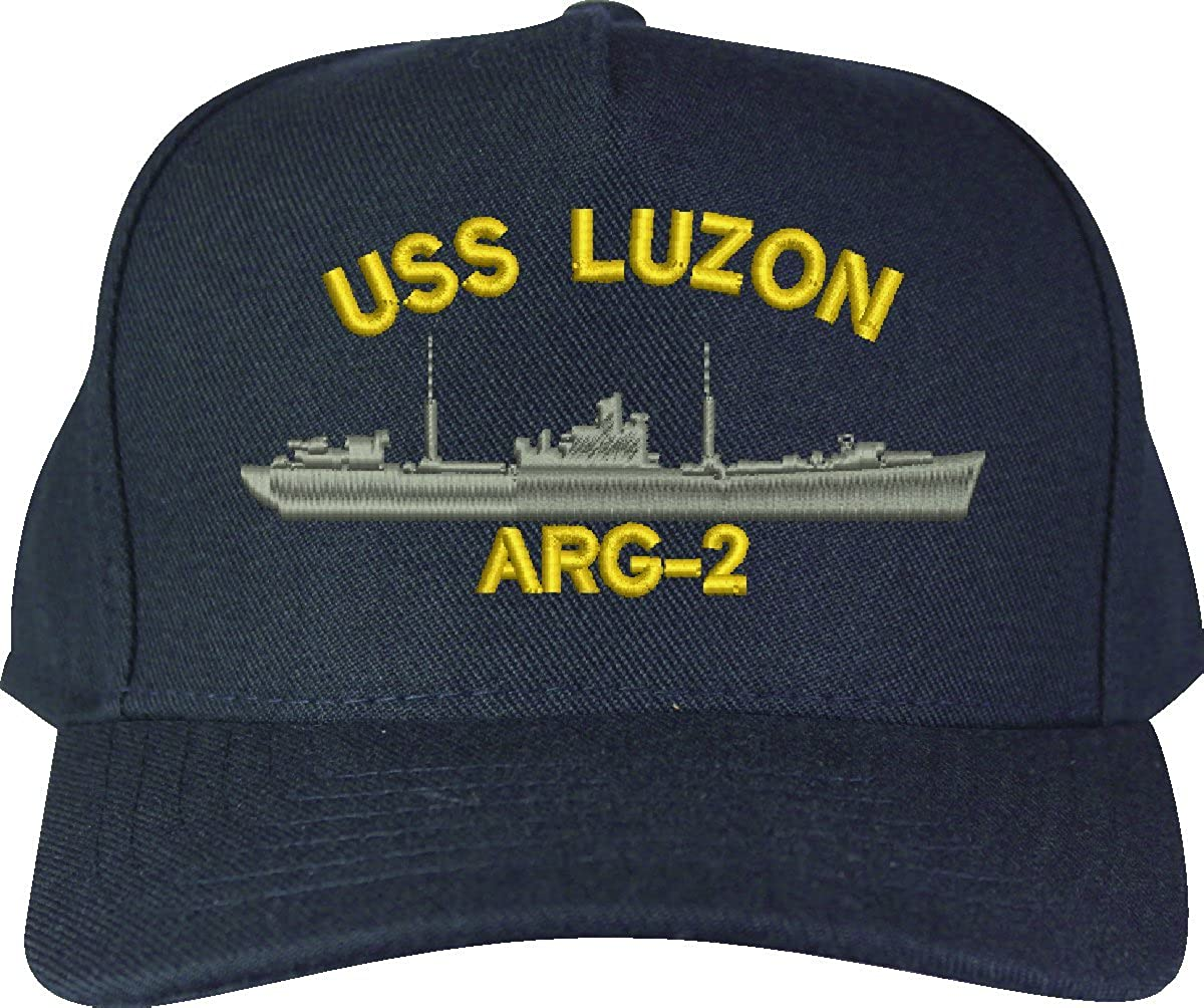 MilitaryBest Custom Luzon ARG Class Repair Ship Cap