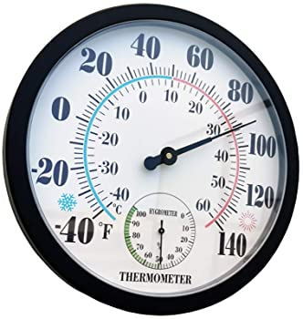 Brands Large Outdoor Thermometer
