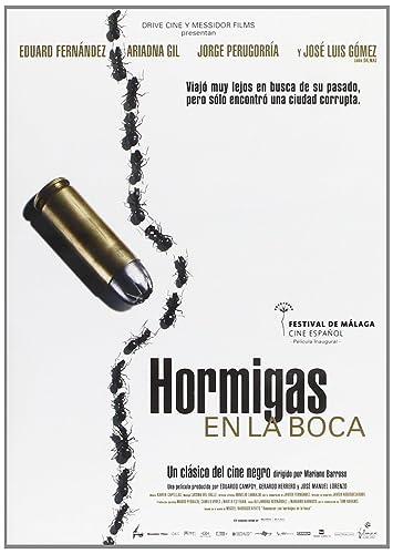 Hormigas En La Boca [DVD]: Amazon.es: Varios: Cine y Series TV