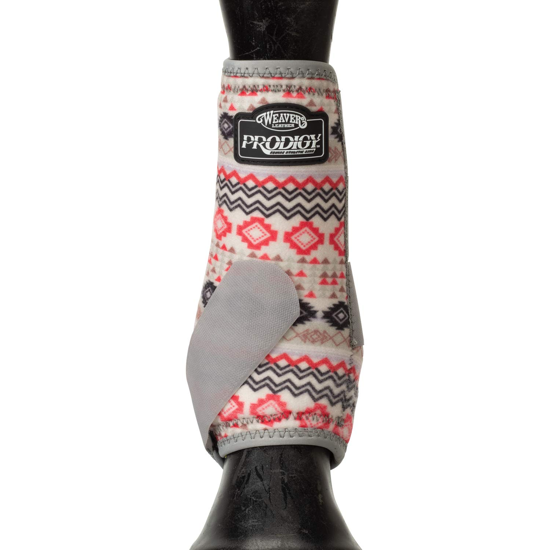 Weaver Leather 35-4297-P19 Prodigy Athletic Boots, 4-Pack, Crimson Aztec