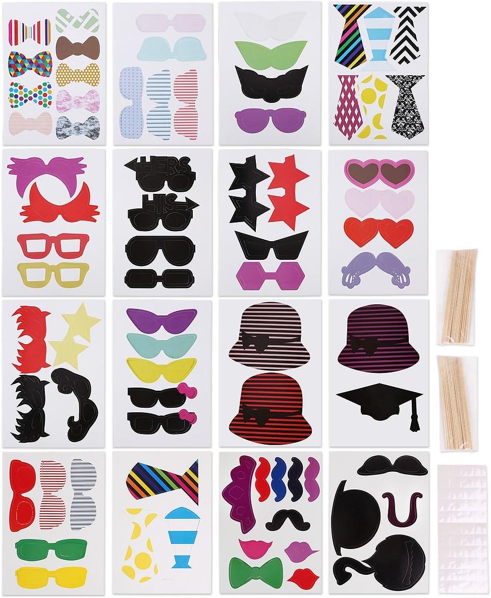 CLE DE TOUS@ 76 piezas Set Accesorios para Photocalls Photocall ...