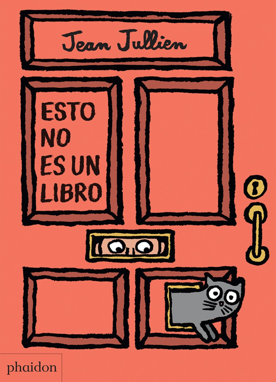 Esto No Es Un Libro (CHILDRENS BOOKS): Amazon.es: Jean Jullien ...