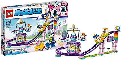 Unikingdom Fairground Fun 41456 Black LEGO Unikitty