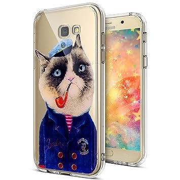 KunyFond Funda Compatible Samsung Galaxy A5 2017,Carcasa ...