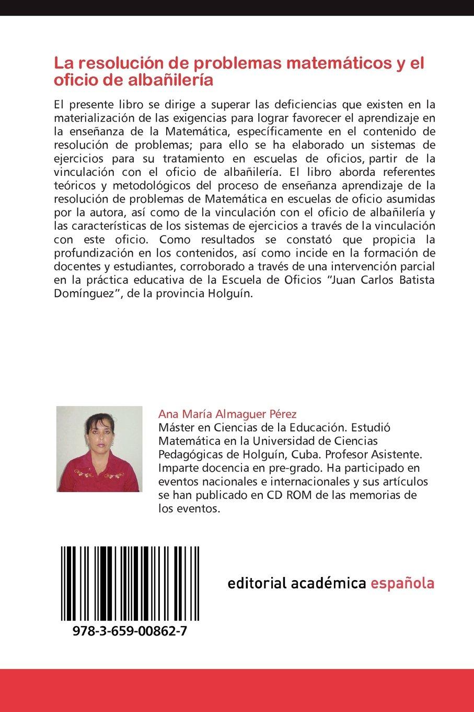 La resolución de problemas matemáticos y el oficio de albañilería ...