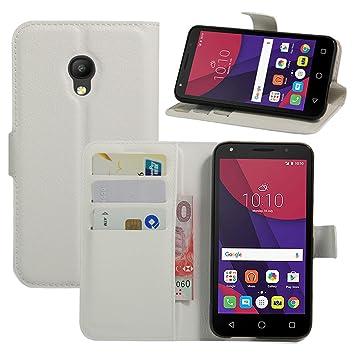 HualuBro Funda Alcatel Pixi 4 (5 Pulgadas) 4G, Carcasa de ...