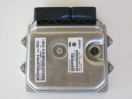 Amazoncom 12 14 Fiat 500 P05150604ab Computer Brain Engine Control