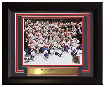 671aab560 Image Unavailable. Image not available for. Color  Washington Capitals  Framed 8x10 2018 Stanley Cup Champions ...