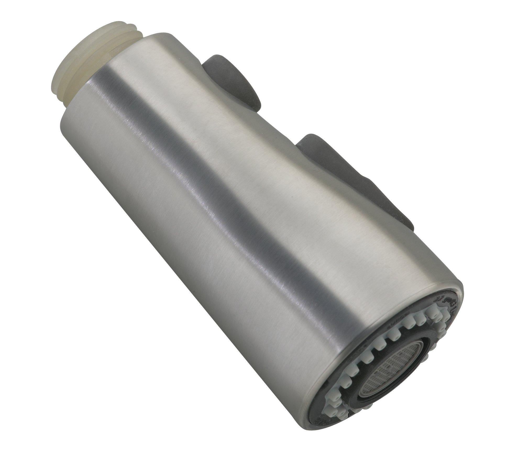 Kohler K-GP1043211-VS Part Faucet Sprayhead, small, Vibrant Stainless by Kohler