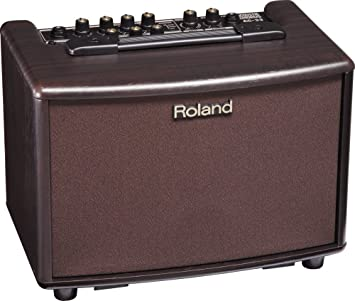 Roland AC-33-RW amplificador Acústico de coro, de palo de rosa