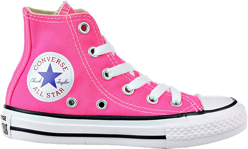 All Star HI Youth Pink POW Size