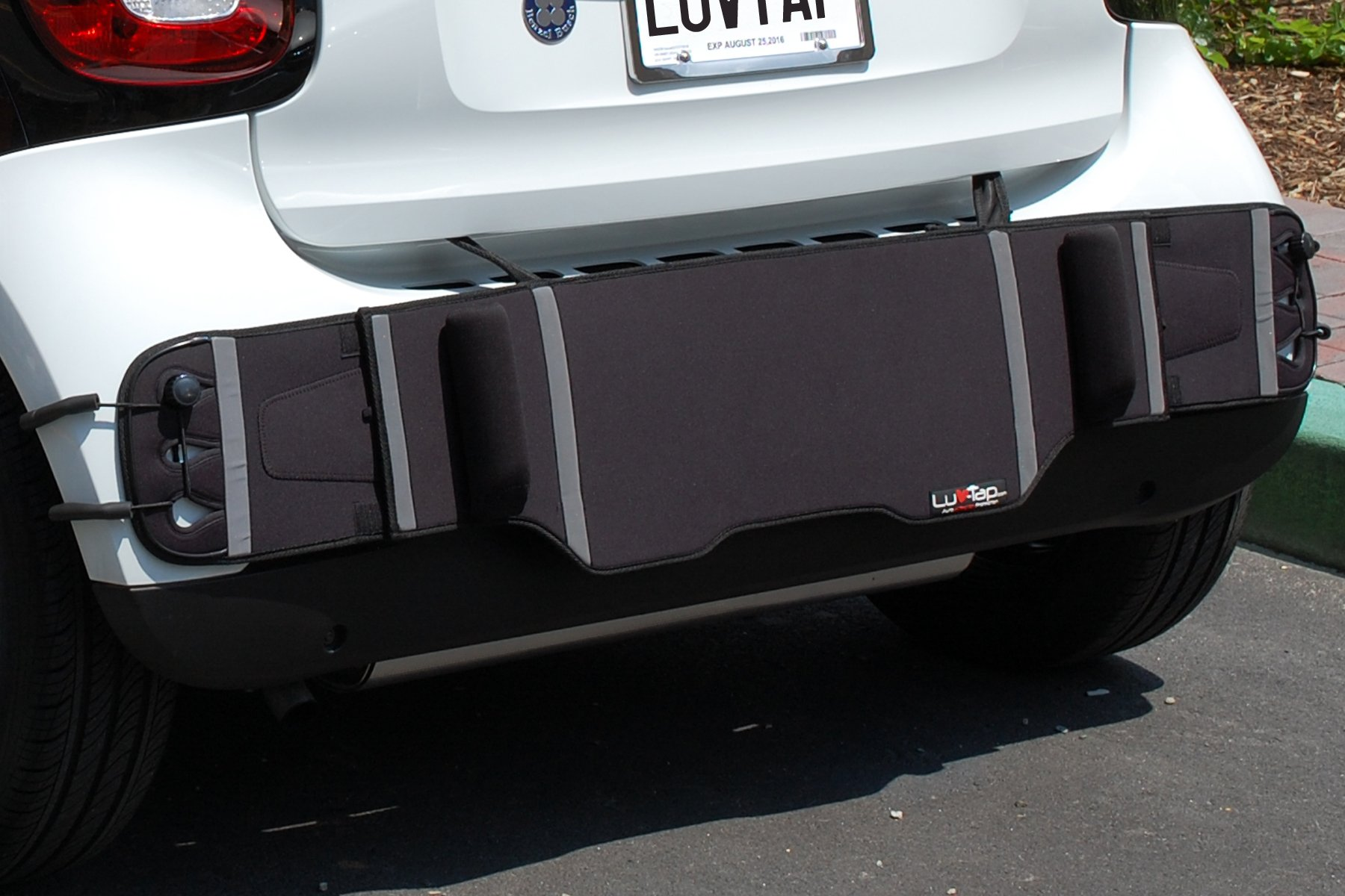 Luv-Tap BG001XS - Complete Coverage (Mini - X-Small - No Cut Out for License Plate)