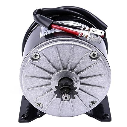 Amazon com: JCMOTO 36V 350W Brush Motor For Electric Go Kart