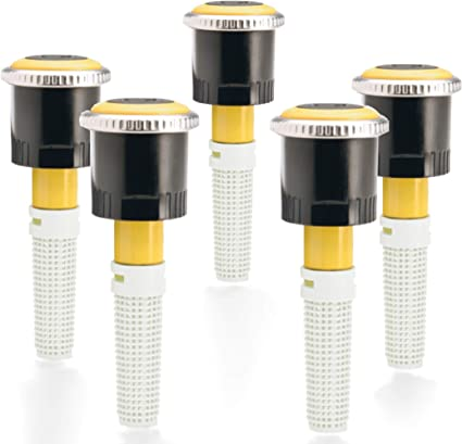 Sprinkler 5 Pack Hunter MP Rotator MP-3000 90-210 Nozzles