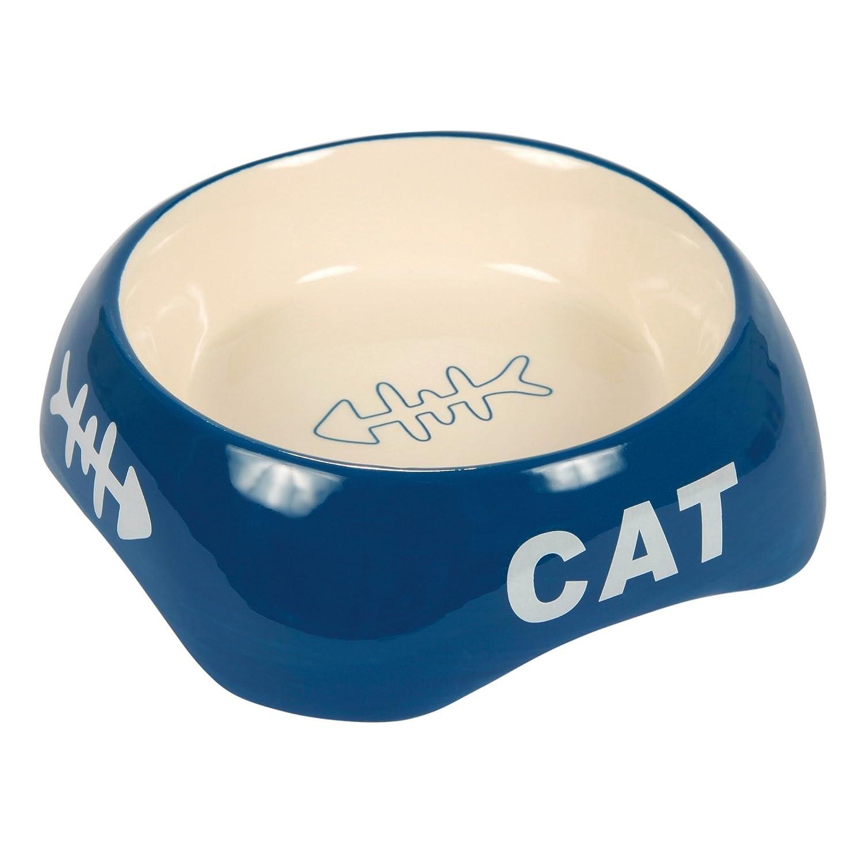Trixie Ceramic Bowl for Cat 0.35 Litre 13 cm, Assorted colors 4011905246581