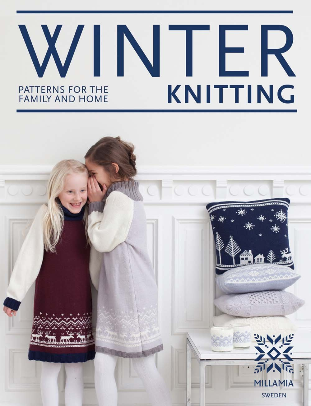Winter Knitting: Patterns for the Family and Home: MillaMia ...