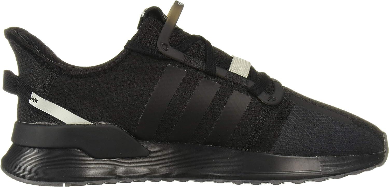 adidas Originals Men's U_Path Run Sneaker Core Black/Core Black/Ash Silver
