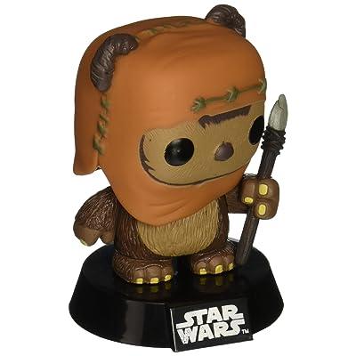 Funko POP Star Wars: Wicket Bobble Figure: Funko Pop! Star Wars:: Toys & Games