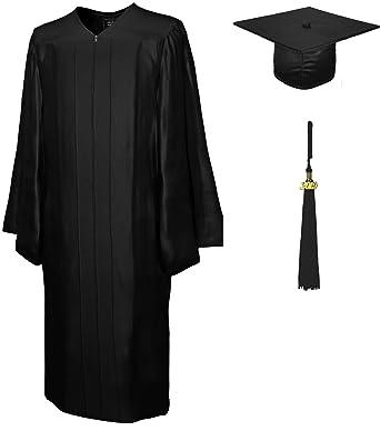 Amazon.com  College Fashion Graduation Cap Gown Tassel 2017 Year ... 9939c80be9e