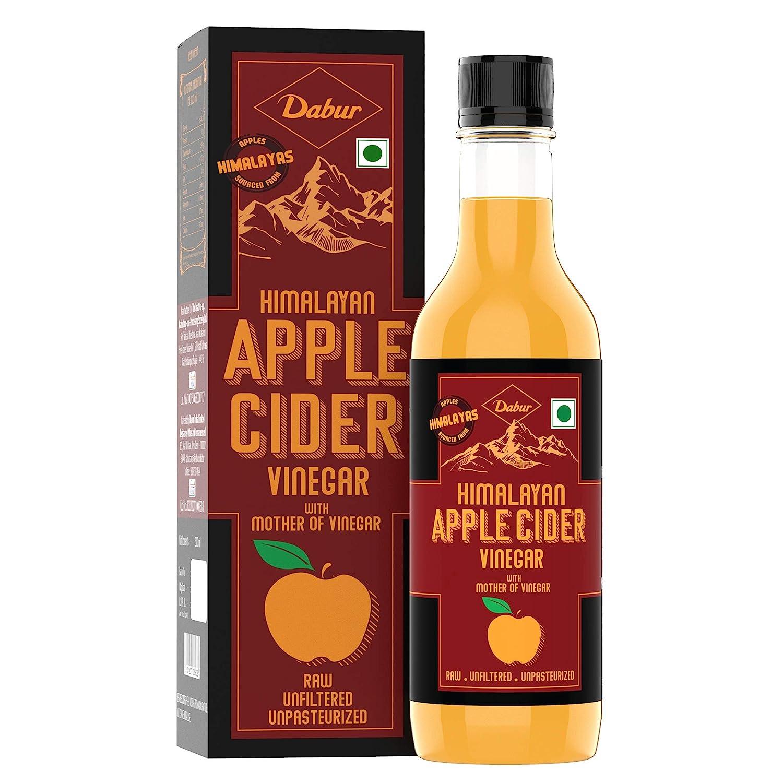 50% Off Deal -Dabur Apple Cider Vinegar, 500 ml