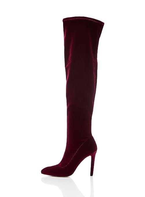 Marca Amazon - find. 123265 - Botines Mujer: Amazon.es: Zapatos y ...