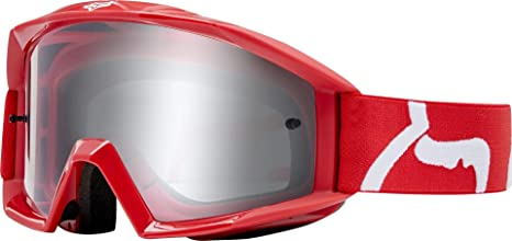 big discount new design online here Fox Racing Main Race Men's Off-Road Motorycle Goggles - Red/No Size
