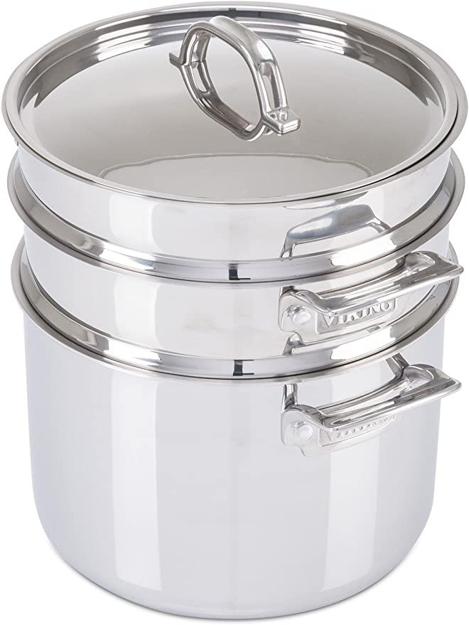 Amazon.com: Viking Culinary Acero Inoxidable Trimetal ...
