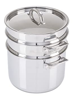 Viking Stainless Steel Pasta Pot