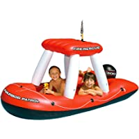 Swimline Fireboat Squirter Inflatable Pool Toy NT264