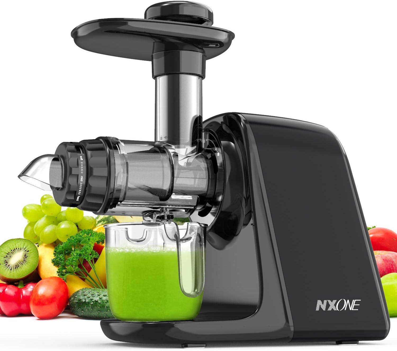 NXONE Slow Masticating Juicer,