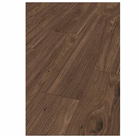 Westco Kt8d3070 8mm V Groove Tuscany Walnut Laminate Flooring Plank