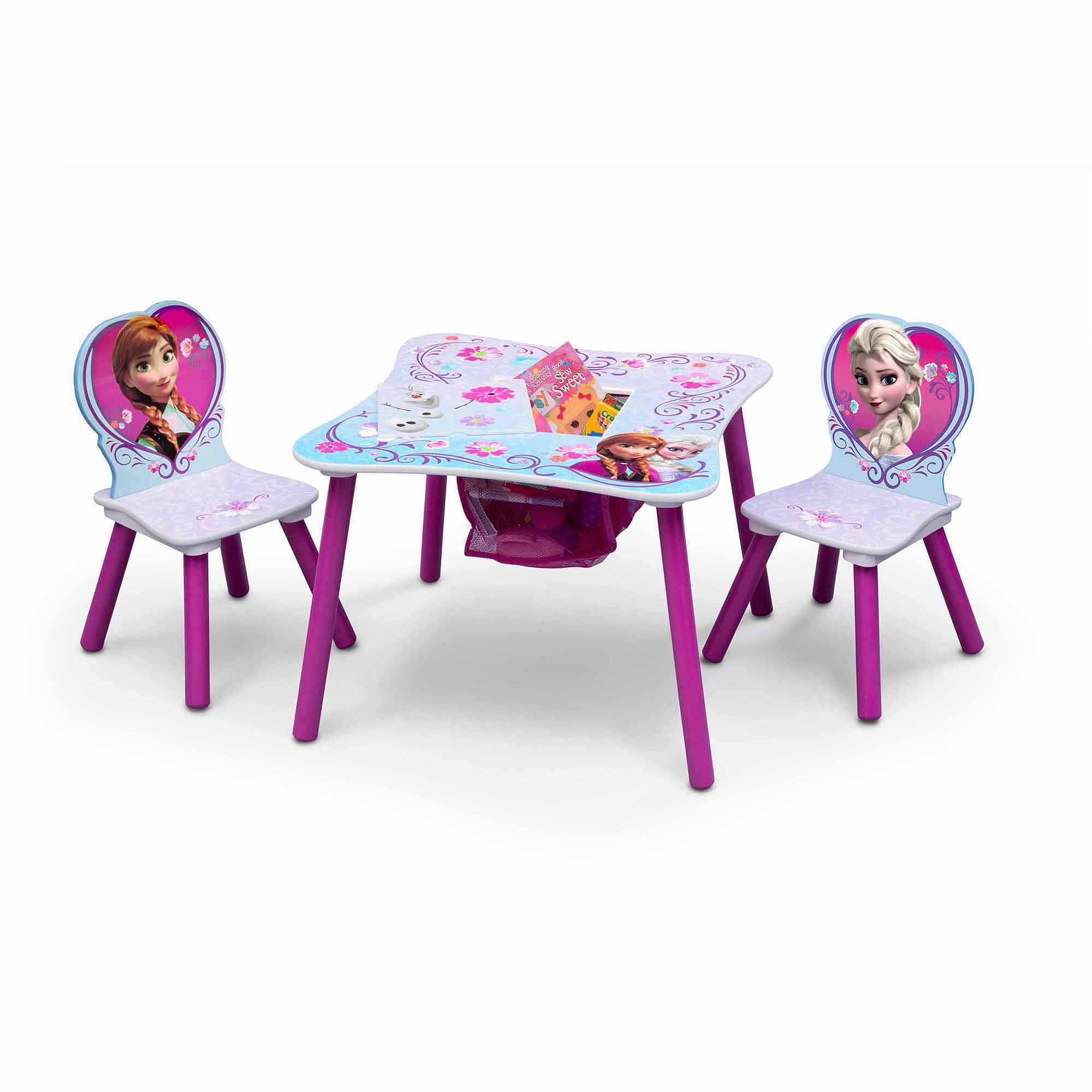 Disney Frozen Table and Chair Set with Storage by TT89494FZ (Image #1)
