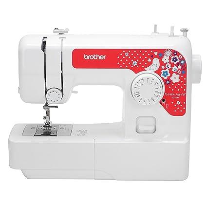 Brother KD144s - la perfecto Máquina de coser para Principiante de la costura y jóvenes